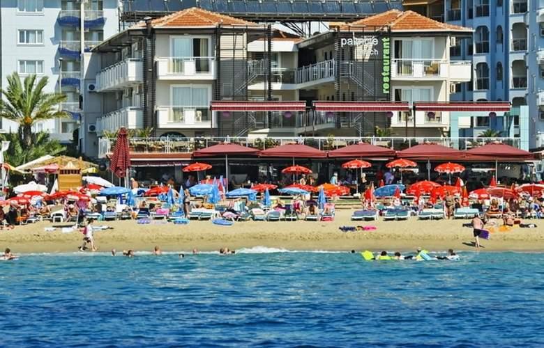 Palmiye Beach Hotel - Beach - 4
