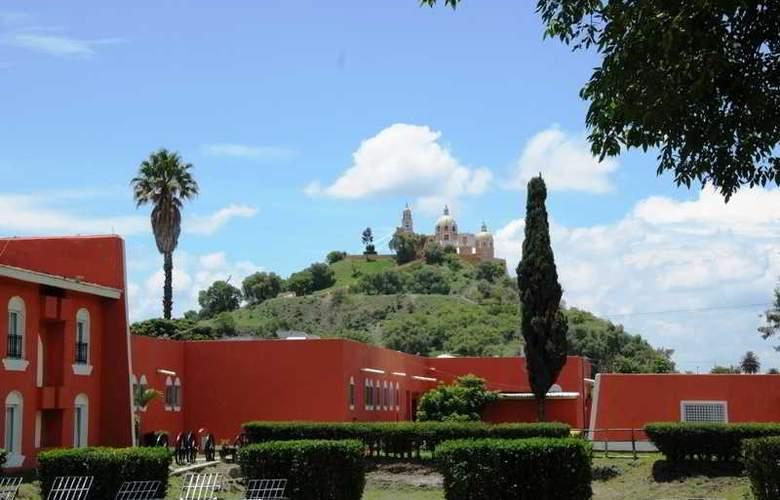 Villas Arqueologicas Cholula - Hotel - 10