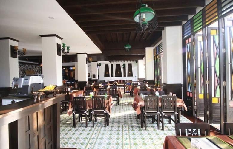 Dee Andaman Hotel Pool Bar - Restaurant - 4