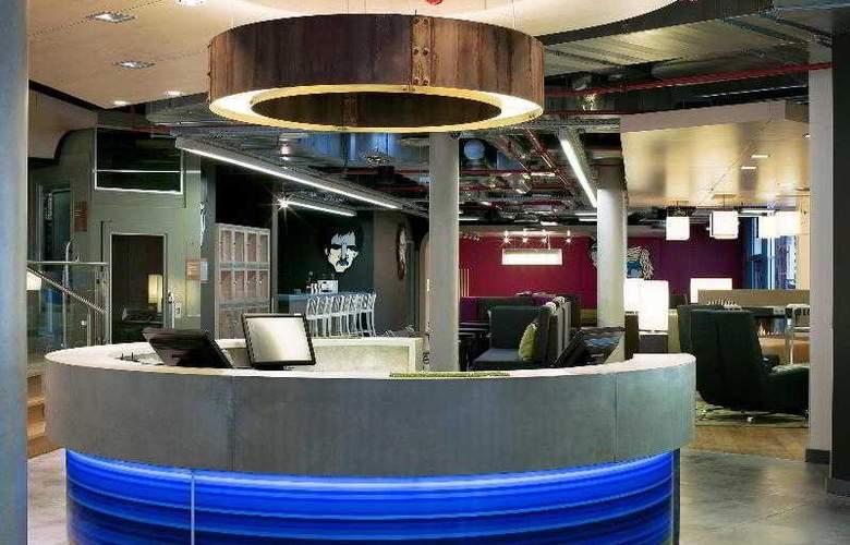 Aloft Brussels Schuman - Hotel - 7