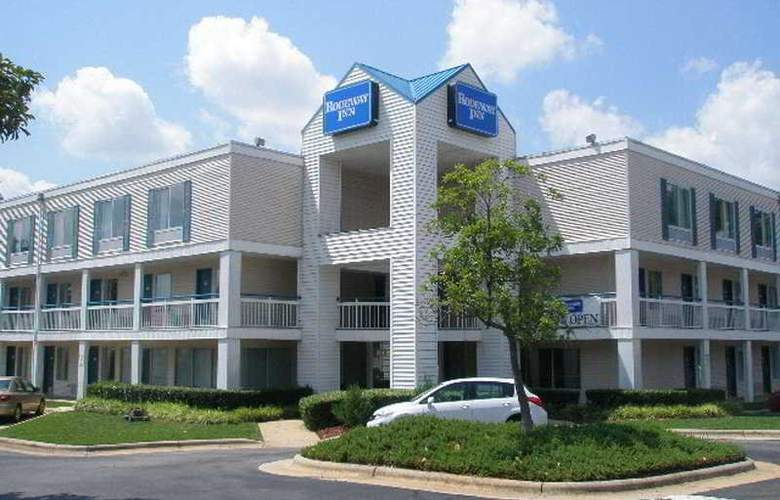 Econo Lodge (Raleigh) - Hotel - 0