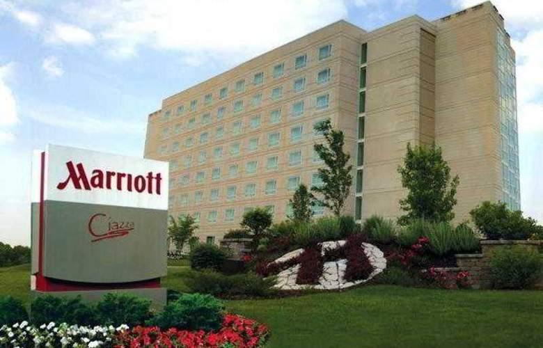 Chicago Marriott Southwest at Burr Ridge - Hotel - 6