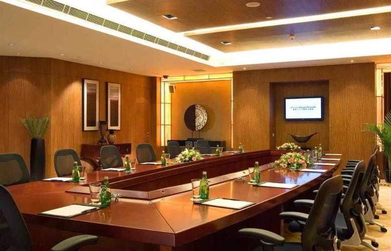 Sofitel Nanjing Galaxy Suning - Hotel - 8