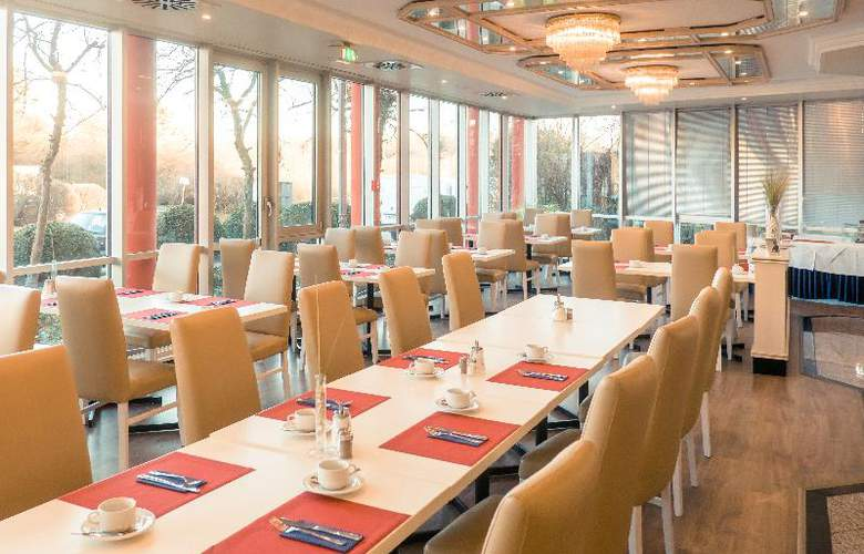 Stuttgart Sindelfingen City by Tulip Inn - Restaurant - 7