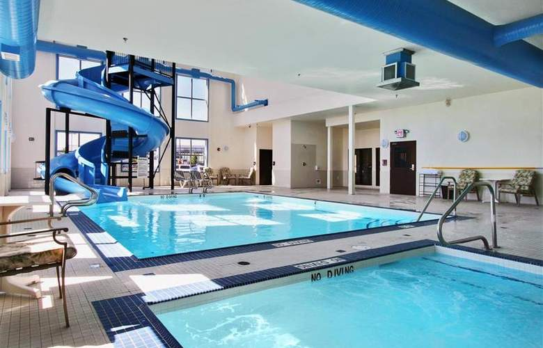 Best Western South Edmonton Inn & Suites - Pool - 138