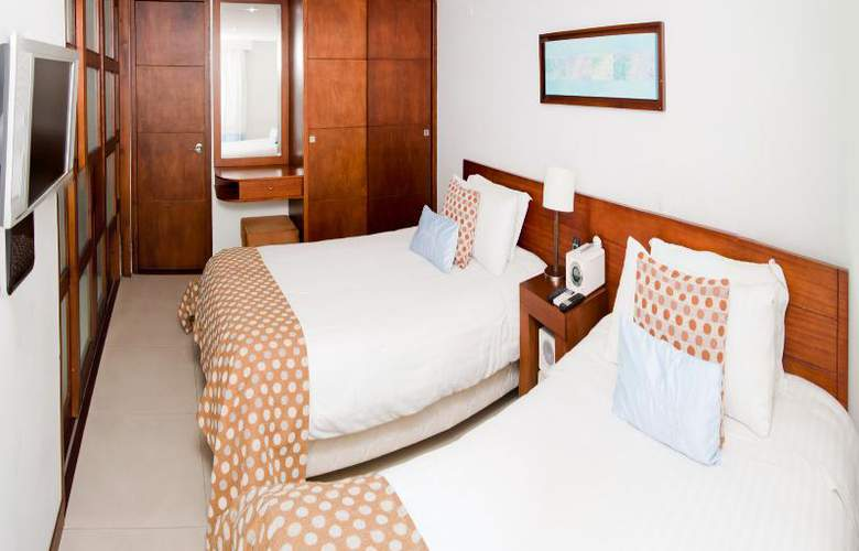 The Morgana Poblado Suites Hotel - Room - 15