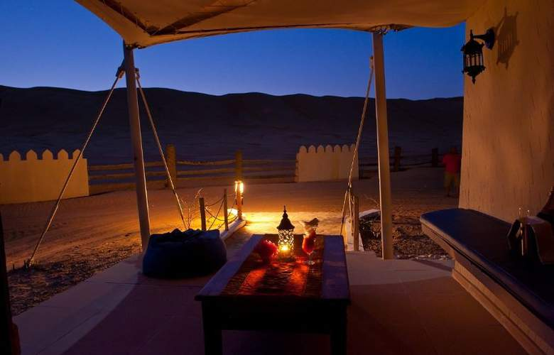 Desert Nights Camp - Terrace - 9