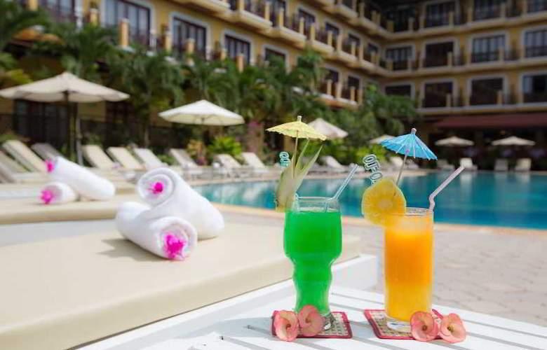 Angkor Paradise Hotel - Pool - 23