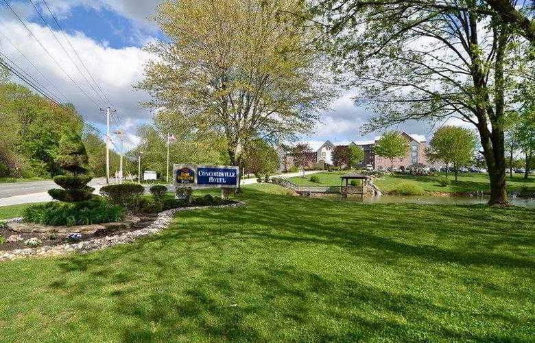 Best Western Plus Concordville Hotel - Hotel - 33