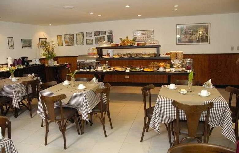 Nobile Suites Ponta Negra Beach - Restaurant - 8