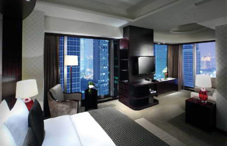 Grand Kempinski Shanghai - Room - 14