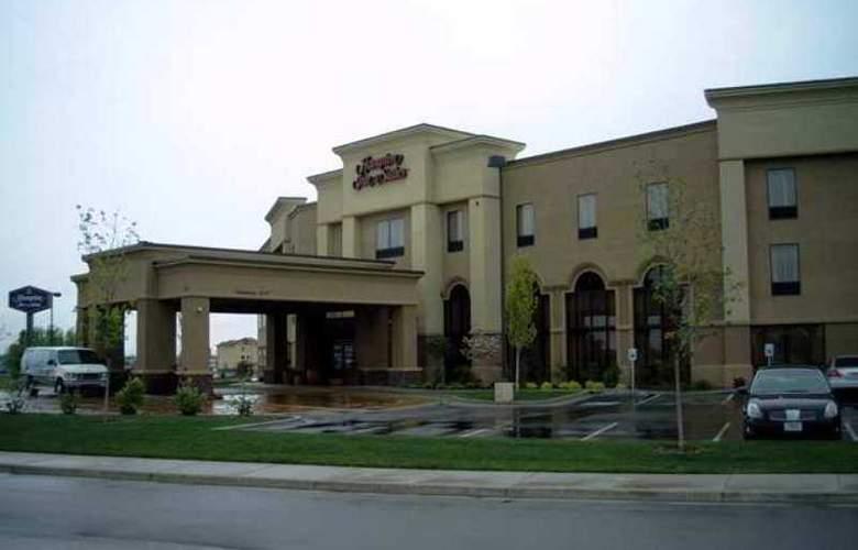 Hampton Inn & Suites Boise Meridian - Hotel - 3