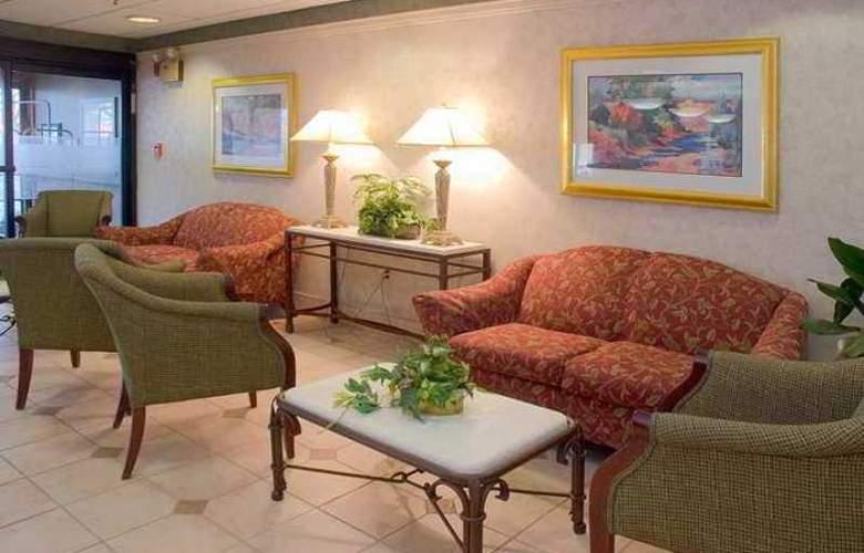 Hampton Inn Indianapolis Northwest - Park 100 - Hotel - 2
