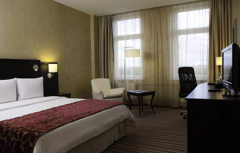 Courtyard by Marriott St. Petersburg Vasilievsky H - Room - 9