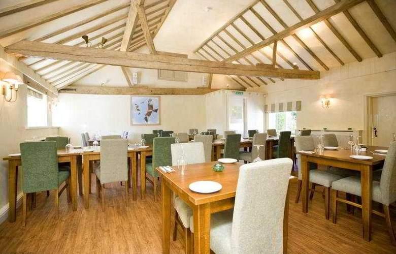 The Fox Country Inn - Restaurant - 8
