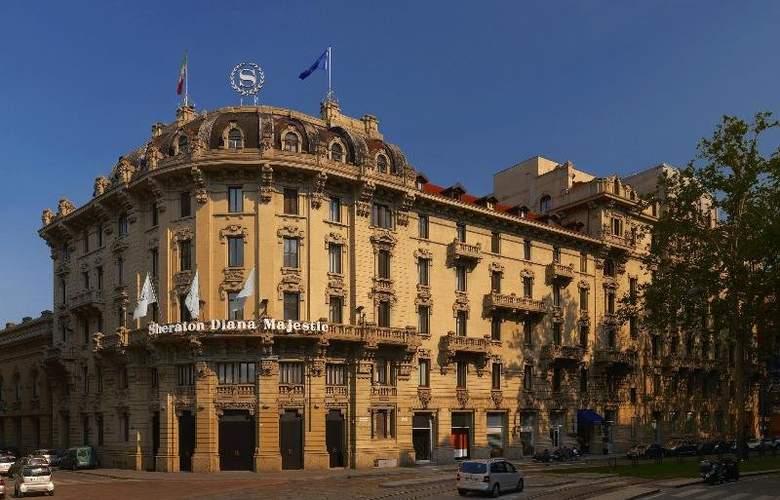 Sheraton Diana Majestic - Hotel - 0
