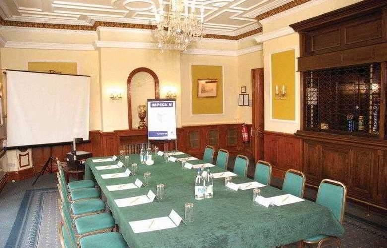 Best Western West Retford - Hotel - 15