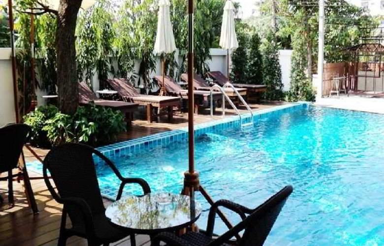 Suvarnabhumi Suite - Pool - 5