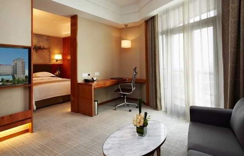 Ramada Pudong Airport Shanghai - Room - 8