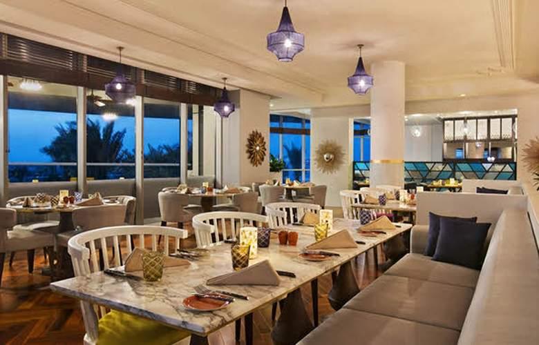 DoubleTree By Hilton Dubai Jumeirah Beach - Restaurant - 3