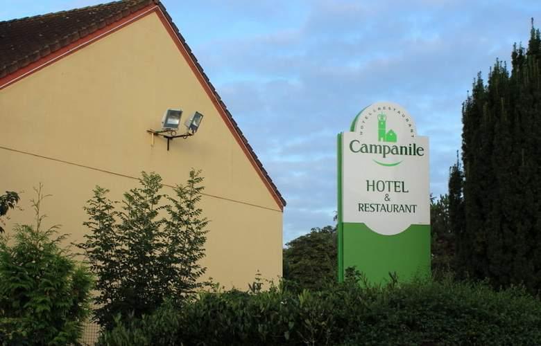 Campanile Lens Noyelles Godault - Hotel - 0
