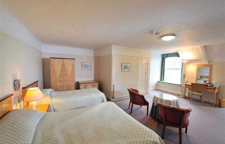 Best Western Bristol - Hotel - 90