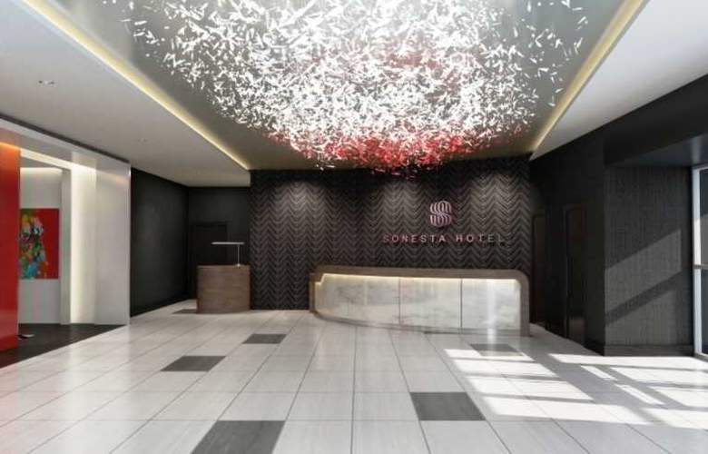 Sonesta hotel Philadelphia - General - 6