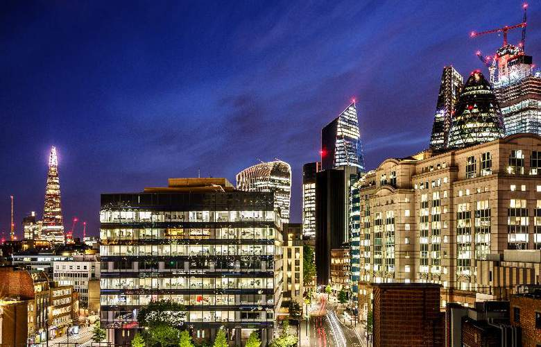 Ibis London City - Shoreditch - Environment - 4
