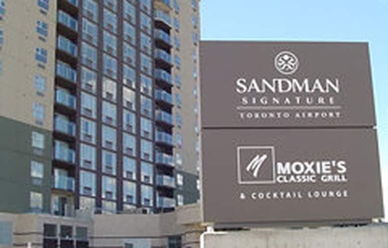 Sandman Signature Hotel Toronto Airport - Hotel - 0