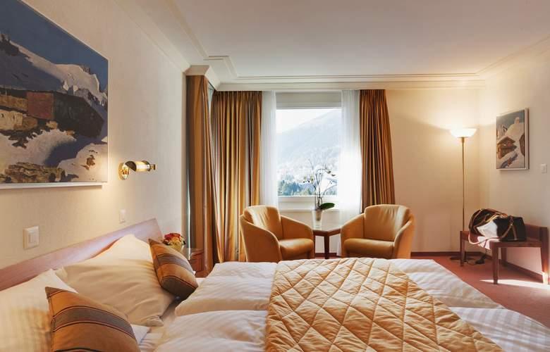 Kongress Hotel Davos - Room - 7