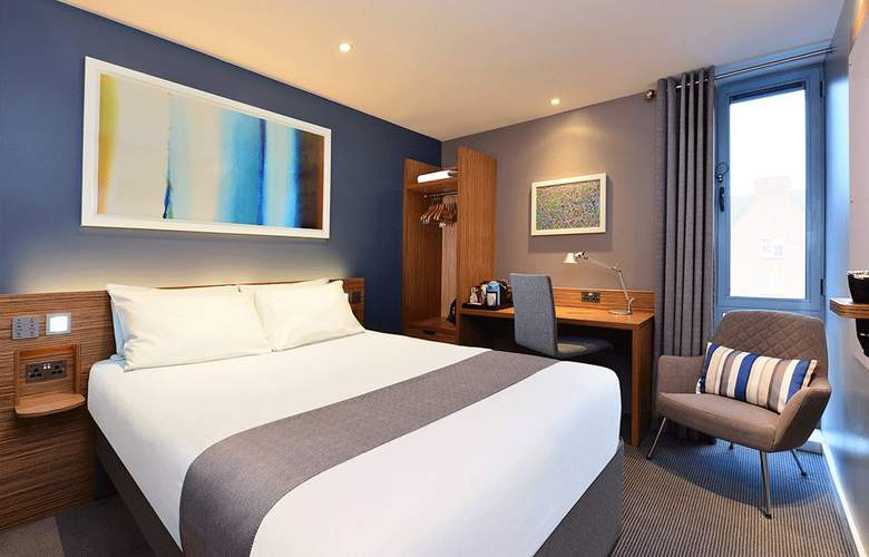 Travelodge London Central Southwark - Room - 3