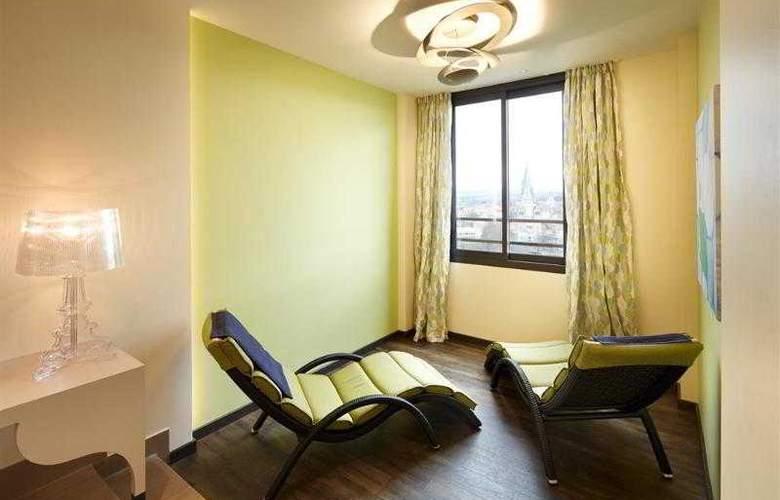 Best Western Premier Arosa Hotel - Hotel - 39