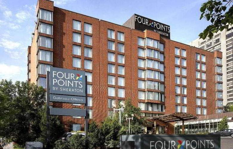 Four Points by Sheraton Hotel & Conference Centre Gatineau-Ottawa - General - 1