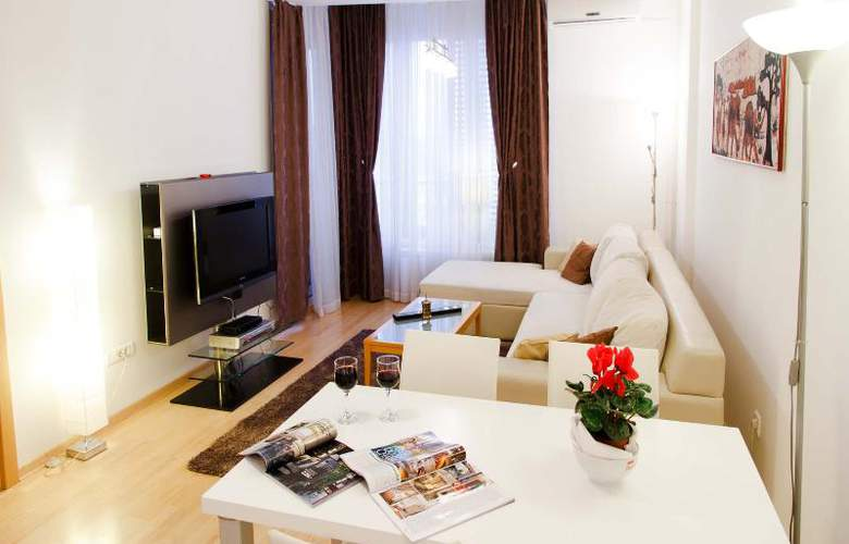 One Bedroom Apartment City Star - Hotel - 17