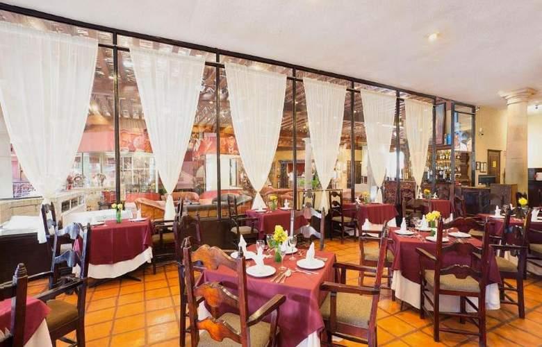 Real de Minas San Miguel Allende - Restaurant - 19