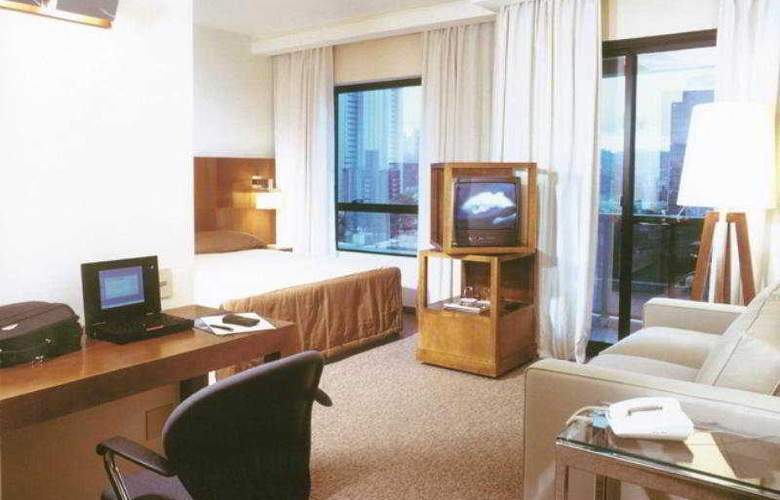 Estanplaza Berrini - Room - 3