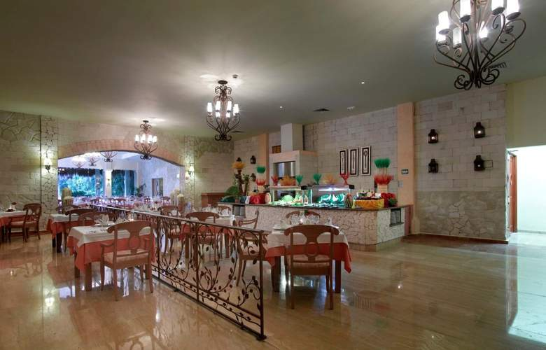 Grand Palladium Colonial Resort & Spa - Restaurant - 37