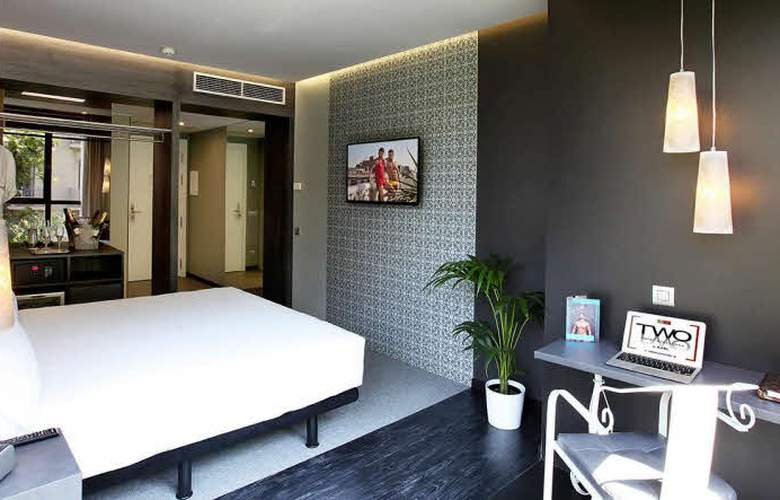 Two Hotel Barcelona By Axel - Room - 10