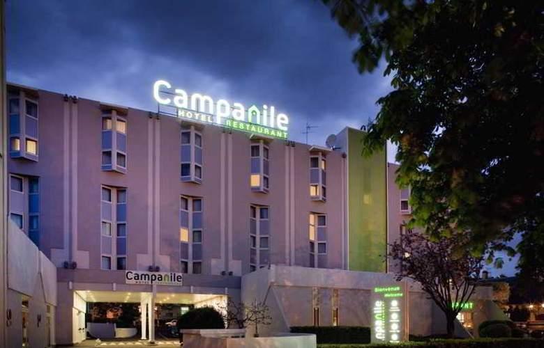 Campanile Paris Sud Porte D'Italie - Hotel - 13