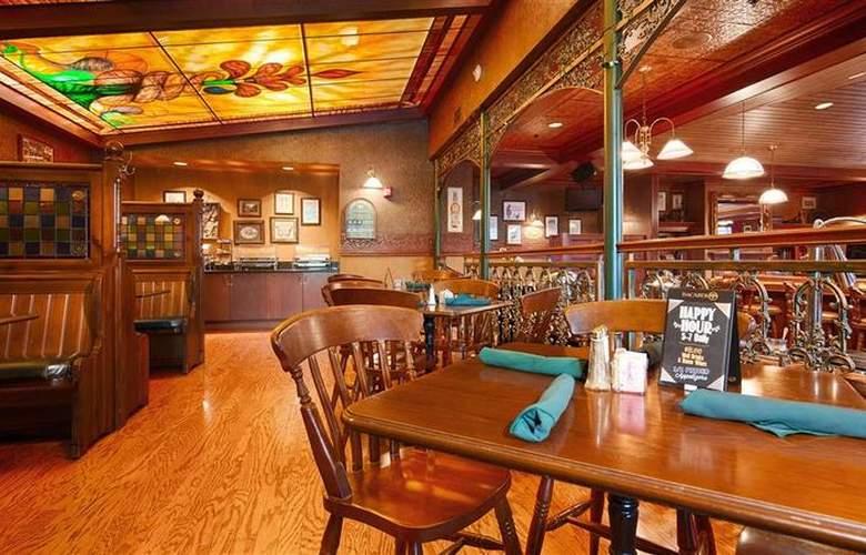 Best Western Premier The Central Hotel Harrisburg - Restaurant - 56
