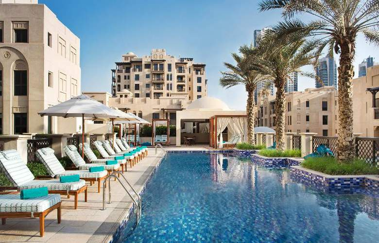 Manzil Downtown Dubai - Pool - 3