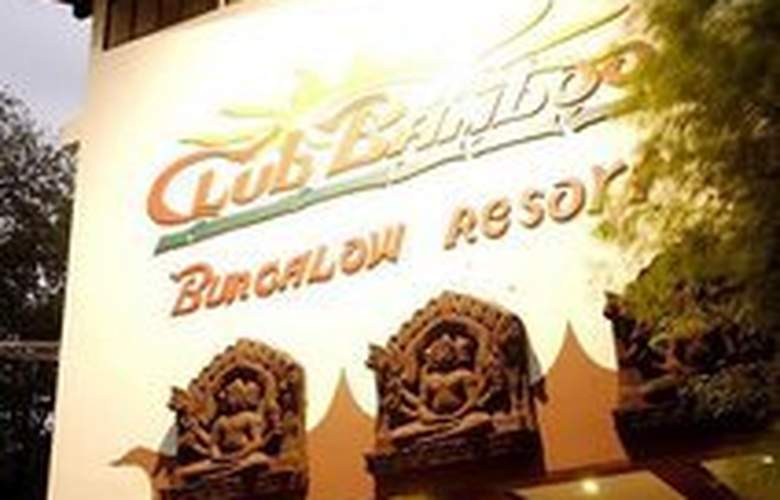 Club Bamboo Boutique Resort & Spa - Hotel - 0