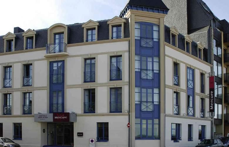 Mercure St Malo Front de Mer - Hotel - 3