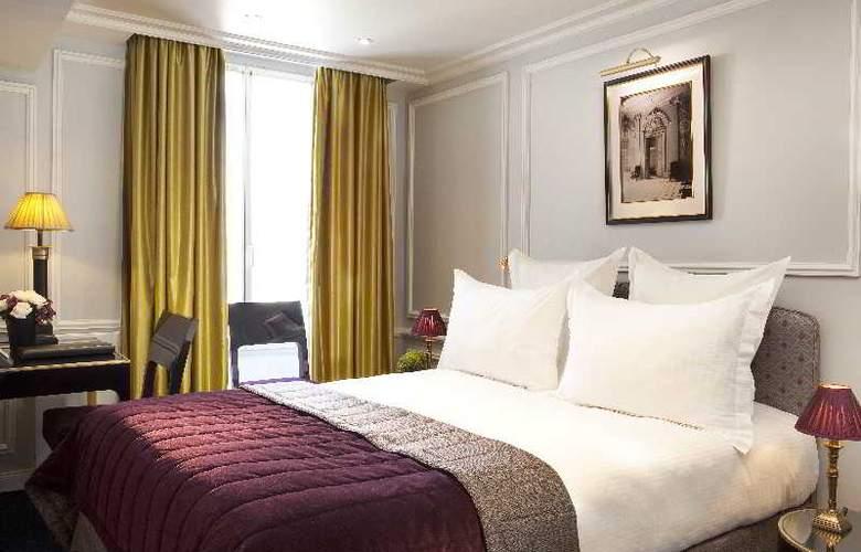 Bourgogne Et Montana - Room - 11