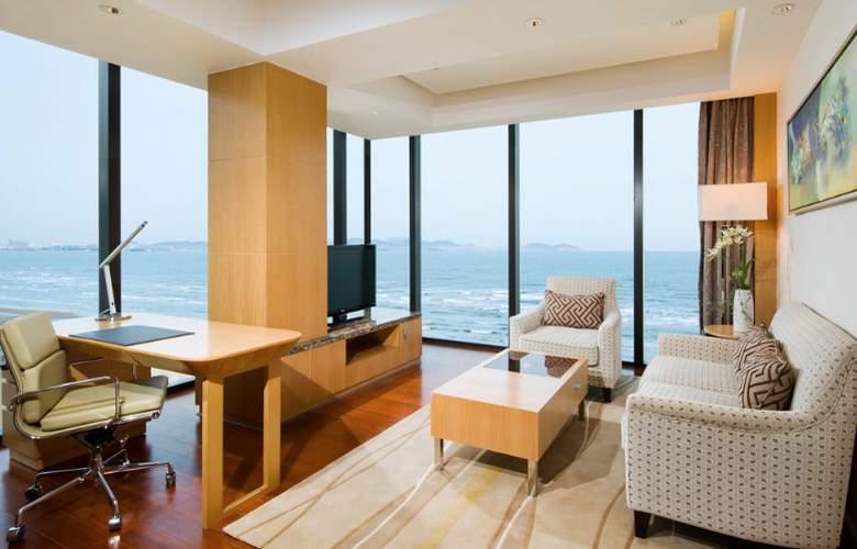 Sheraton Golden Beach Resort Yantai - Room - 57