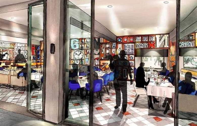 INK Hotel Amsterdam MGallery by Sofitel - Hotel - 13