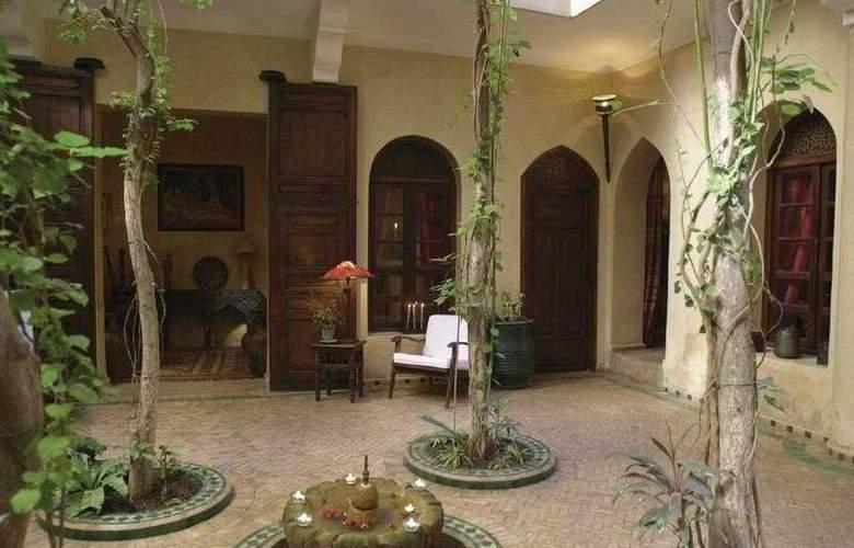 Riad Dama - Terrace - 9