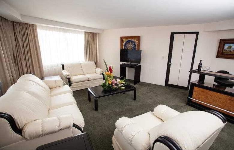 Best Western Plus Gran Morelia - Hotel - 53