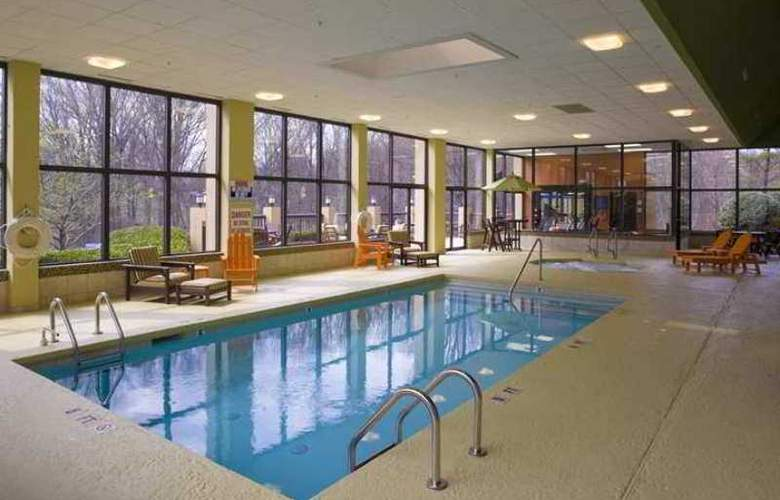 Hampton Inn Asheville - I-26 Biltmore Square - Hotel - 4