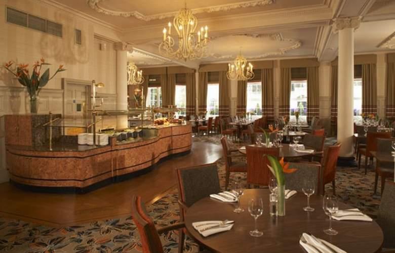 The Rembrandt Hotel - Restaurant - 15